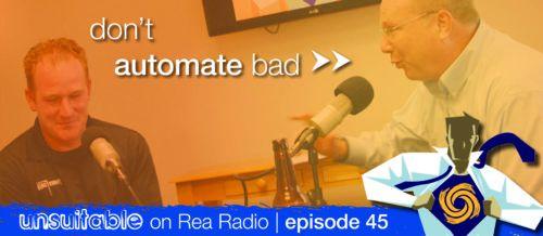 Brian Harr Podcast | Unsuitable on Rea Radio