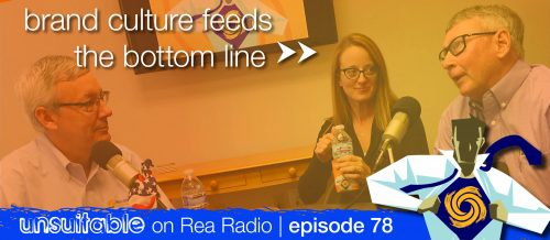 Company Culture   Annie Yoder & Mike Taylor   unsuitable on Rea Radio