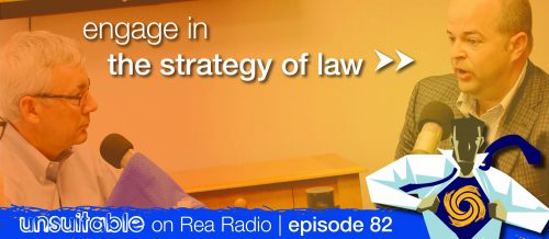 Legal Strategy | unsuitable on Rea Radio | Ohio Business Podcast
