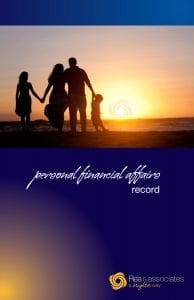 Personal Financial Affairs Record - Rea & Associates - Ohio CPA Firm