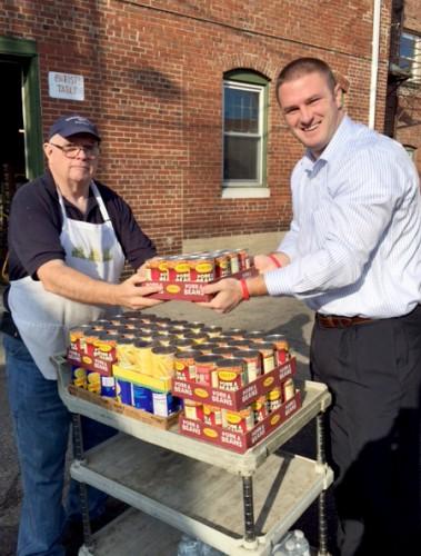 2015 Food Drive | Rea & Associates | Ohio CPA Firm