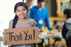 Thanking Donors | Charitable Substantiation | Ohio CPA Firm