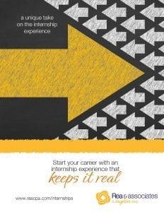 Accounting Firm Internship | Rea & Associates | Ohio CPA Firm