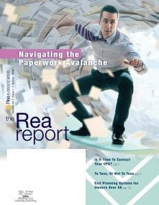 Spring 2019 | The Rea Report | Ohio CPA Firm