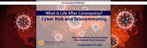 Cyber Risk & Telecommuting | On Demand Webinar | Ohio CPA Firm