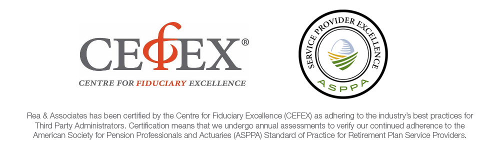 CEFEX Certification Logos | Rea & Associates | Ohio CPA Firm
