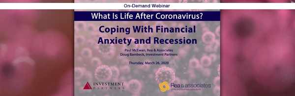 Financial Anxiety & Recession Worry | On Demand Webinar | Ohio CPA Firm