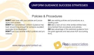 Policies & Procedures | Next Steps | Ohio CPA Firm
