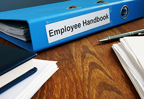 Employee Handbook Updates | Sample Table of Contents | Ohio CPA Firm